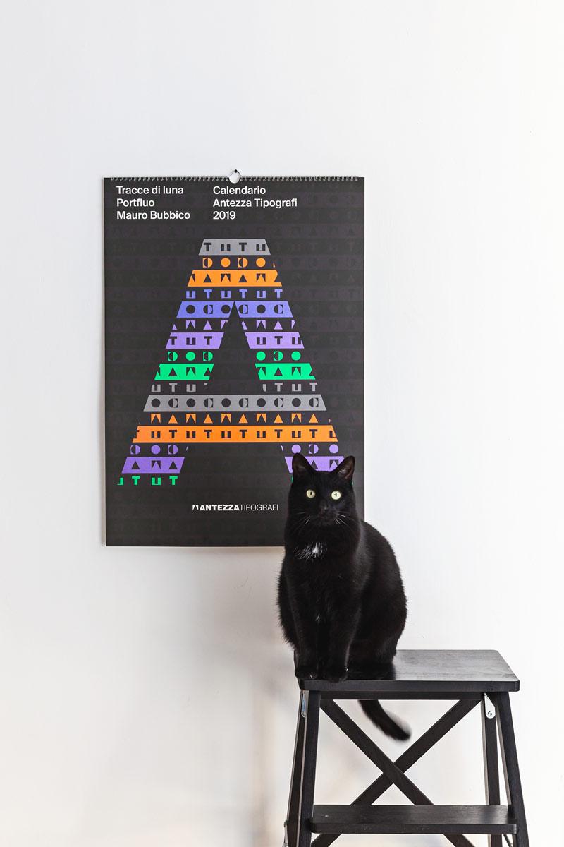 Chi Ha Inventato Il Calendario.Calendario Antezza 2019